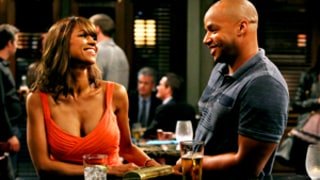 Donald Faison, Stacey Dash Reunite on The Exes 14 Years After Clueless