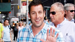 Adam Sandler Nearly Eaten By a Cheetah on African Safari!