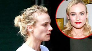 Diane Kruger Without Makeup: The Bridge Actress Stuns in T-Shirt, Sweatpants: Picture