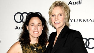 Jane Lynch: My Divorce From Dr. Lara Embry Is Not