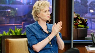 Jane Lynch Remembers Cory Monteith Tearfully: He Didn't Leave