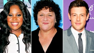 Cory Monteith's Glee Costars Amber Riley, Dot-Marie Jones Speak Out After His Death