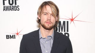 Chord Overstreet Honors Cory Monteith at Concert