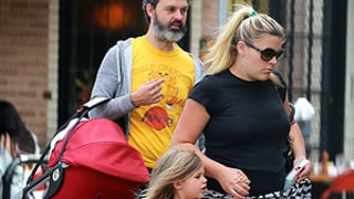 Busy Philipps Steps Out With Baby Girl Cricket, Shows Off Post-Baby Body