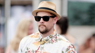 Write a Fashion Police Caption for Joel Madden