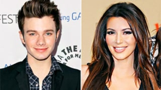 Chris Colfer Writes Touching Post to Cory Monteith, Why Kim Kardashian Didn't Want a K-Name for North: Top 5 Stories