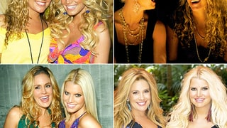Jessica Simpson and CaCee Cobb: Best Friends Forever