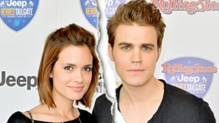 Paul Wesley, Torrey DeVitto Getting Divorced After Two Years of Marriage
