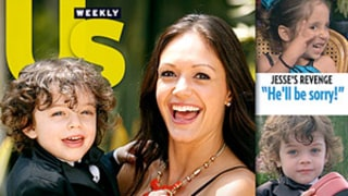 Desiree Hartsock Chooses Baby Bachelor Wesley on Jimmy Kimmel Live Spoof