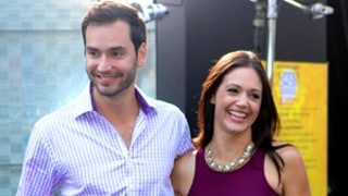 Desiree Hartsock and Chris Siegfried Planning Summer 2014 Wedding