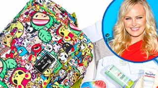 Malin Akerman: What's In My Diaper Bag?