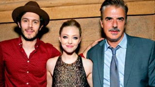 Adam Brody, Amanda Seyfried, Chris Noth Toast Lovelace in L.A.