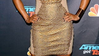 Melanie Brown: America's Got Talent Season 8 Red Carpet Event