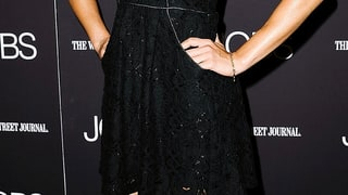 Jessica Szohr: New York Premiere of Jobs