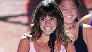 Teen Choice Awards 2013 Top 5 Moments: Lea Michele's Emotional Tribute to Cory Monteith