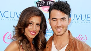 Kevin Jonas' Wife Danielle Debuts Her Itty-Bitty Baby Bump