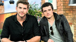 Liam Hemsworth: Josh Hutcherson and I Bonded Over Throwing Up White Castle Burgers
