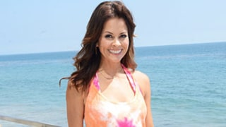 Write a Fashion Police Caption for Brooke Burke