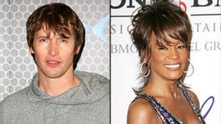 James Blunt's Whitney Houston-Inspired Song