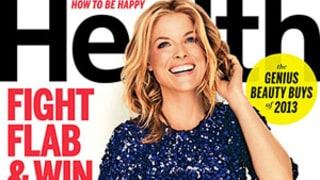 Ali Larter Bares Midriff on Health Cover, Says It Took Five Months to Lose the Baby Weight
