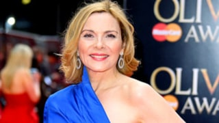 Kim Cattrall Says