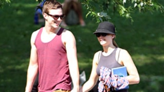 Jennifer Lawrence, Nicholas Hoult Enjoy PDA-Filled Picnic 1 Month After Rekindling Romance