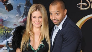 CaCee Cobb And Donald Faison Named Their Son Rocco!