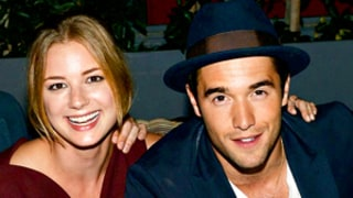 Emily VanCamp and Josh Bowman's Date Night in L.A.