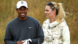 Lindsey Vonn on Dating Tiger Woods: