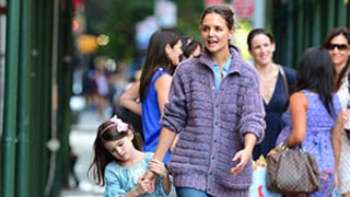 Suri Cruise Breaks Her Arm, Katie Holmes' Rep Confirms