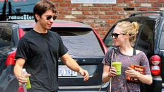 Amanda Seyfried, Justin Long Have Dog Park Date in Recent Outing