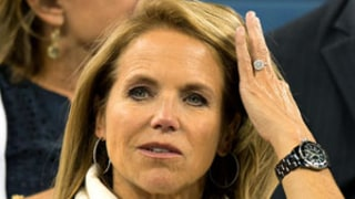 Katie Couric Engaged to John Molner: See Her Huge Diamond Engagement Ring!