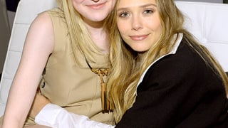 Dakota Fanning and Elizabeth Olsen