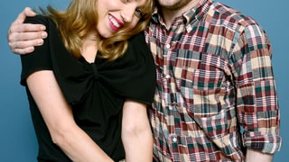 Zoe Kazan and Daniel Radcliffe