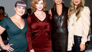 Kelly Osbourne, Christina Hendricks, Stacy Keibler and Molly Sims