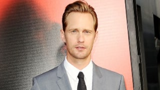 Alexander Skarsgard Battling Prince Harry in Race to the South Pole