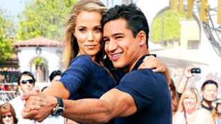 Mario Lopez, Elizabeth Berkley Have Saved By the Bell Reunion: Picture