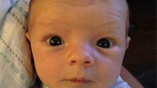 Fergie Shares Bright-Eyed Close-Up of Baby Axl Jack: Picture