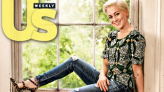 Kellie Pickler Tries on Fall's Hottest Jean Trends