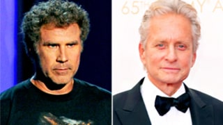 Will Ferrell's Funny Emmys Moment; Michael Douglas' Emmys Shout-Out to Son Cameron: Today's Top Stories