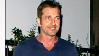 Gerard Butler Clean-Shaven, Slim During Hollywood Night Out: Picture