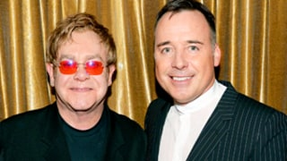 Elton Opens Up About Newfound Domestic Bliss