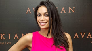 Rosario Dawson Was a Virgin Until She Was 20 Years Old
