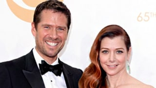 Alyson Hannigan, Husband Alexis Denisof Renew Wedding Vows on 10-Year Wedding Anniversary: Picture