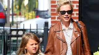 Michelle Williams Brings Daughter, Matilda, to Dawson's Creek Set 10 Years Later