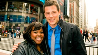 Amber Riley Sings