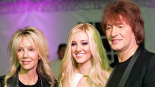 Heather Locklear, Richie Sambora Reunite for Daughter Ava's Sweet 16 Birthday Party: Picture