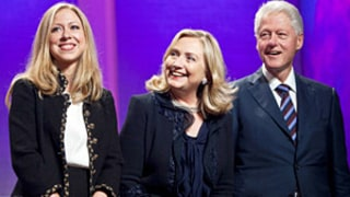 Chelsea Clinton: Bill and Hillary Give Me