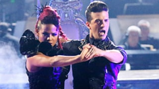 Christina Milian, Mark Ballas Eliminated on Dancing With the Stars After Julianne Hough's Critiques