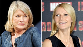 Martha Stewart Disses Gwyneth Paltrow's GOOP?
